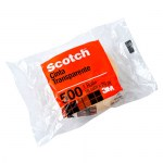 Cinta Adhesiva SCOTCH - 18 MM - 25 MTS - 3M nro 500