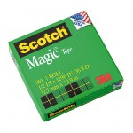 Cinta Adhesiva SCOTCH 3M nro810 - 12 MM pr 33 MTS MAGICA